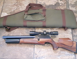 BSA Superten Bull Barrel Carbine. 22 Air Rifles