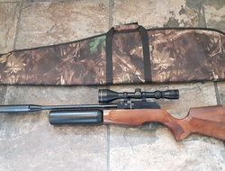Theoben Rapid 12. 22 Air Rifles