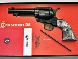 crosman sa6. 22 Air Pistols