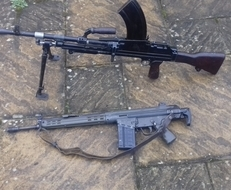 enfield bren mk3   Machine Guns