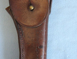 U. S. Army Boyt Leather Holster For. 45 Colt 1911 & 1911A1 Semi A...