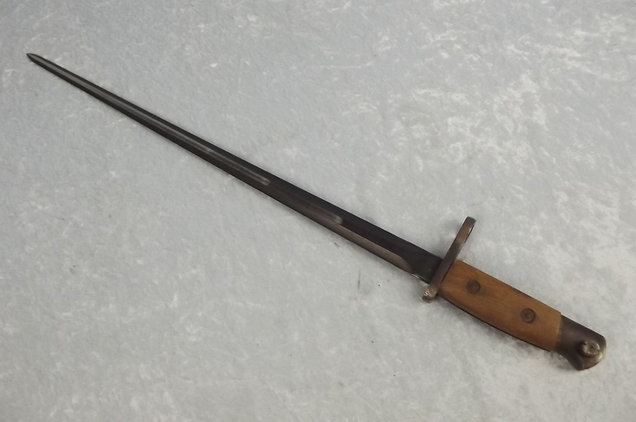 WW1 M1916 Belgian Bayonet for the 1889 Mauser Rifle  Blades