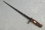 WW1 M1916 Belgian Bayonet for the 1889 Mauser Rifle  Bayonets for sale in United Kingdom