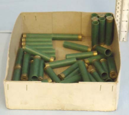 INERT DEACTIVATED. W.W. Greener 36 Bore Primed Unfired Cardboard Shotgun Cartrid INERT DEACTIVATED. W.W. Greener 36 Bore Primed Unfired Cardboard Shotgun Cartrid Accessories