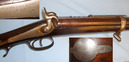 Swinburn Jacob Double Rifled Barrel Percussion Rifle By Swinburn & Co To The Indian Jacob Double Rifle   Rifles for sale