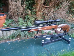 Weihrauch Hw100t Air Rifles