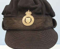 Essex Constabulary Womens Uniform Cap With Essex Constabulary Kings Crown Cap ba Essex Constabulary Womens Uniform Cap With Essex Constabulary Kings Crown Cap ba