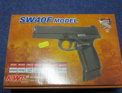 KWC Model KMB-12. 177 Metal BB Air pistols