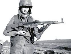 Nazi German MP43-StG44 7. 92 mm x 33mm Submachine Guns