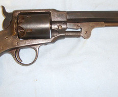 Rogers & Spencer, Utica, NY Army Model, Large Frame .44 Calibre Cap & Ball, Single Action 6 Shot Percussion  .44  Revolver