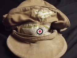 1942 Luftwaffe Hermann Meyer Cap