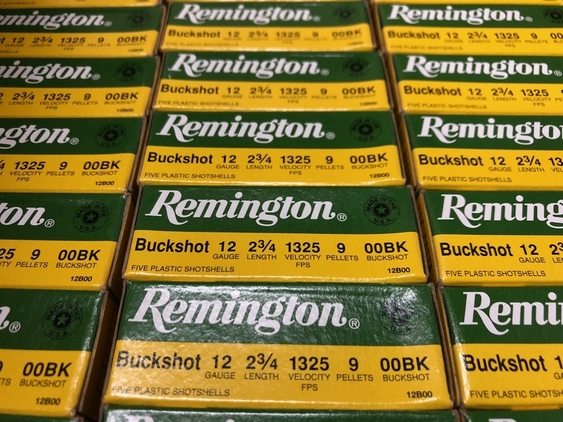 Remington Buckshot  Accessories
