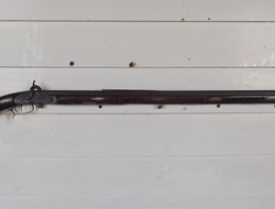 Circa 1860 Kentucky Long Rifle Muzzel Loader. 5 Rifles