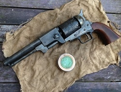 CUSTOM SPANISH COLT DRAGOON 5 mm Revolver