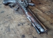 Hardcourt Overcoat/ Traveling pistol .500  Muzzleloader