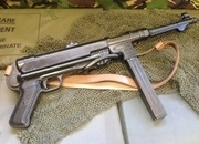 mp40    Submachine Guns