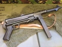 GSG - German Sport Guns GmbH    Submachine Guns