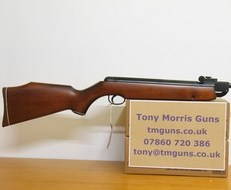 Webley / Webley & Scott Vulcan .22  Air Rifles
