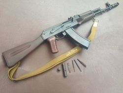 AK74 5. 45 mm Rifles