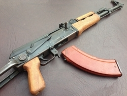 AK47 7. 62 mm Rifles