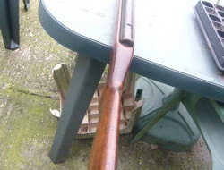 Webley / Webley & Scott Falcon. 22 Air Rifles