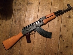 AK 47  7.62 mm