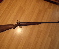 BRNO MOD 2 Bolt Action .22  Rifles
