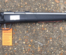Savage Arms B-Mag Stainless Heavy Barrel Bolt Action .17  Rifles