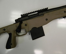 Accuracy International AT (Accuracy Tactical) Stock Remington Tactical+Rail+Hard Case Bolt Action .223  Rifles