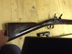 Tower Flintlock Brown bess. 750 Muzzel Loader