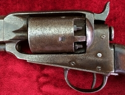 American Civil War era Joslyn Army Percussion Revolver. Ref 7867....