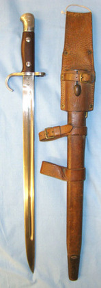 1st Pattern 1910 Dated Hook Quillon 1907 Pattern Sword Bayonet By Enfield Regime  Blades