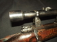 WW2 Era 1937 Made K98 Mauser Rifle with Custom Turret Scope Assembly by Jena     Rifles for sale