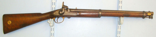 Tower India Pattern 1858 / 67 Bengal Light Cavalry Enfield Tower .656 Calibre, Smooth  Rifles