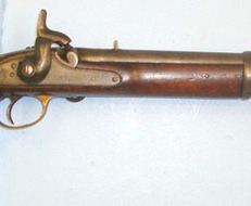 Tower India Pattern 1858 / 67 Bengal Light Cavalry Enfield Tower .656 Calibre, Smooth  Muzzleloader .65  Rifles