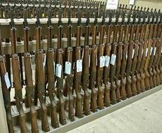 Firearms Storage Rifles Shotguns AirRifles Temporary Storage