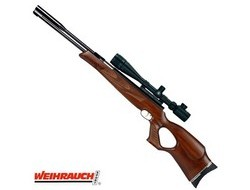 Weihrauch HW97 K Thumbhole Wood. 177 Air Rifles