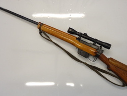 Enfield No4 Mk1 Bolt Action 7. 62 mm Rifles