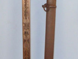 Henry Wilkinson 1889 Pattern Staff Sergeants Sword With Gilt Brass Hilt, Etched Blade By Henry W Swords