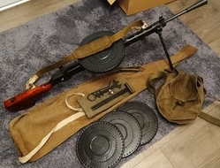 Russian DP-28 With extras (buy now last chance before tuesday) Ma...