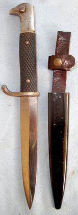 Imperial German Officer's Trench Dagger / Knife Design Based On WW1 Dress Bayone Imperial German Officer's Trench Dagger / Knife Design Based On WW1 Dress Bayone Blades