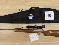 Remington EXPRESS COMPACT .22  Air Rifles