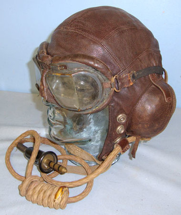 45a2ce9369a Fleet Air Arm Fighter Pilot s Type C Leather Flying Helmet With Gosport  Tubes WD 2nd Pattern Royal Navy Fleet Air Arm Fighter Pilot s Type C  Leather Flying ...