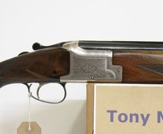 Laurona Game/Sporting Multichoke SSTE. 12 Bore/gauge  Over and Under