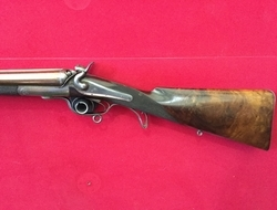 W Watson & Son  12g Combination guns