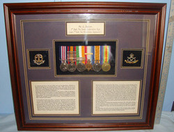Boer War & WW1 British Military Medal 6 Medal Group Private G. Ja...