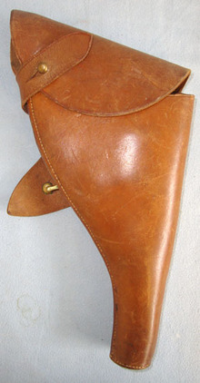 Hobson & Sons London British Sam Browne Holster For Webley & Enfield MK VI .455