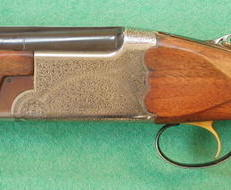 I.A.B. Tiger Skeet 12 Bore/gauge  Over and Under
