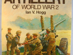 British & American Artillery Of World War 2 Ian Hogg