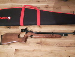 Air Arms S200 MK3 (Mint Condition). 177 Air Rifles